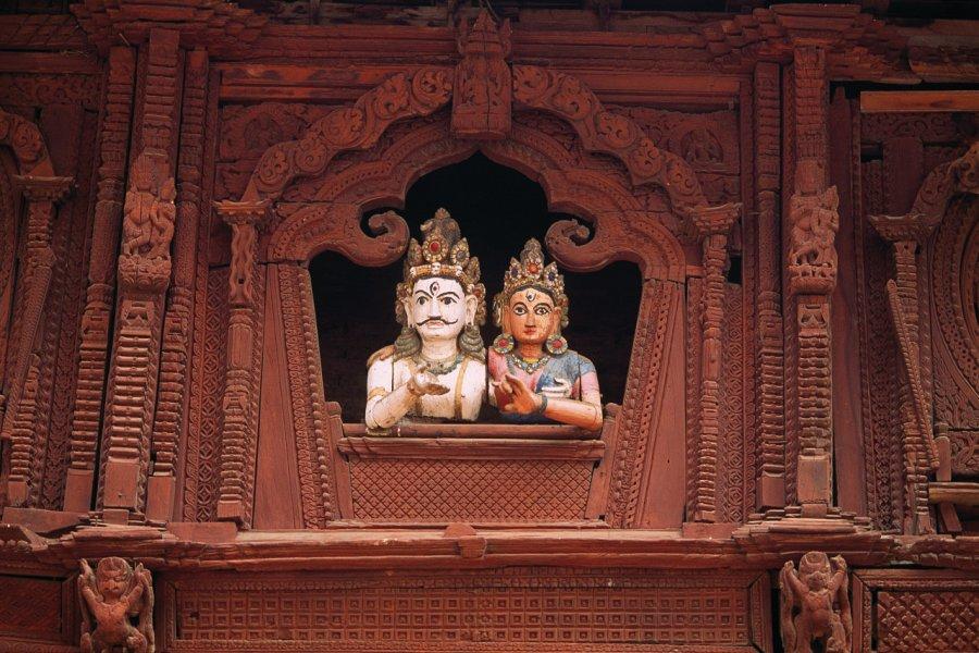 Kathmandou. (© Author's Image))