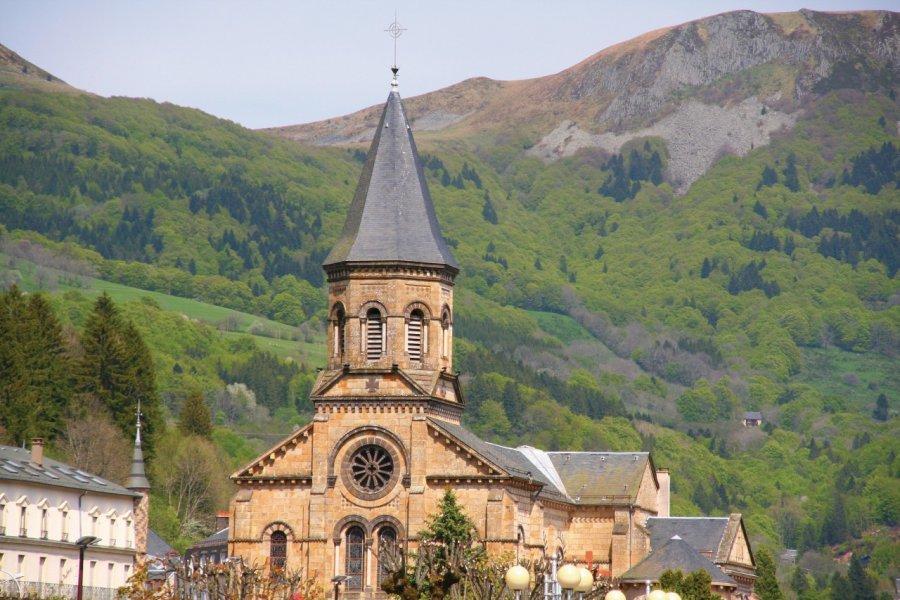 L'église Saint-Joseph de la Bourboule (© Marco Desscouleurs - Fotolia))