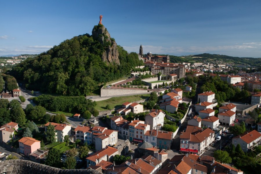 Le Puy-en-Velay. (© Oscity - iStockphoto))