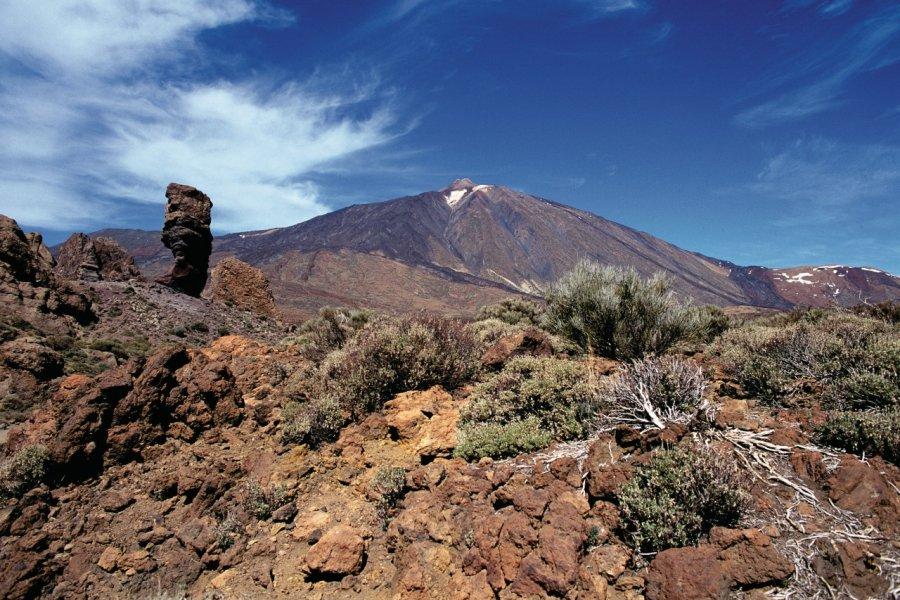 Pic du Teide, Los Roques. (© Author's Image))