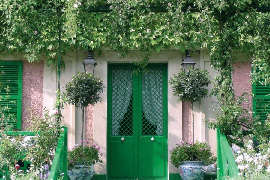 Maison de Claude Monet, Giverny (© Stéphan SZEREMETA))