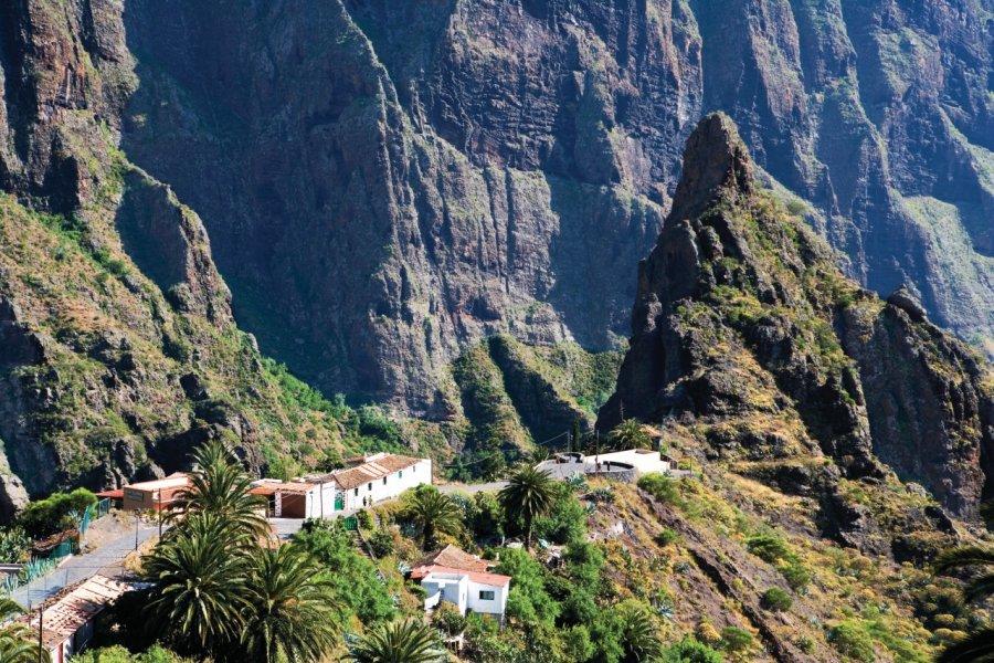Masca est un splendide village du massif du Teno. (© Author's Image))