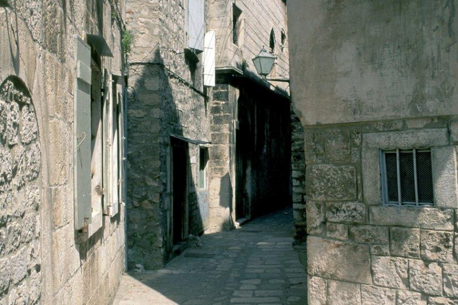 Ville médiévale de Trogir. (© Erwan Le Prunnec - Iconotec))