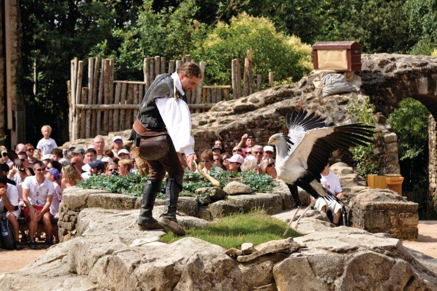 Le spectacle  Le Bal des oiseaux fantômes  du Puy du Fou (© Puy du Fou))
