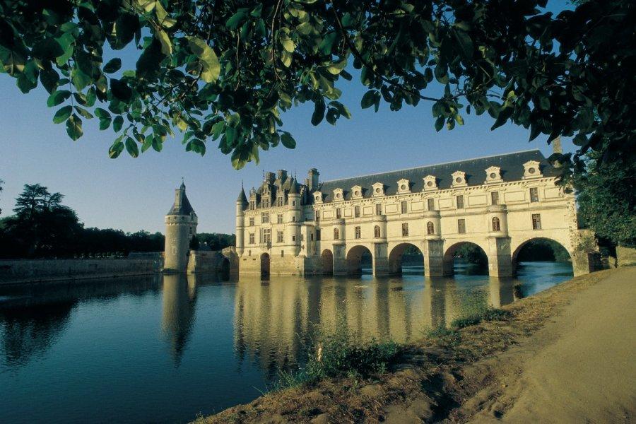 Le château de Chenonceau (© MARC JAUNEAUD - ICONOTEC))