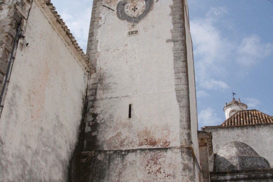 Tour de l'église matrice de Tavira. (© Maxence Gorréguès))