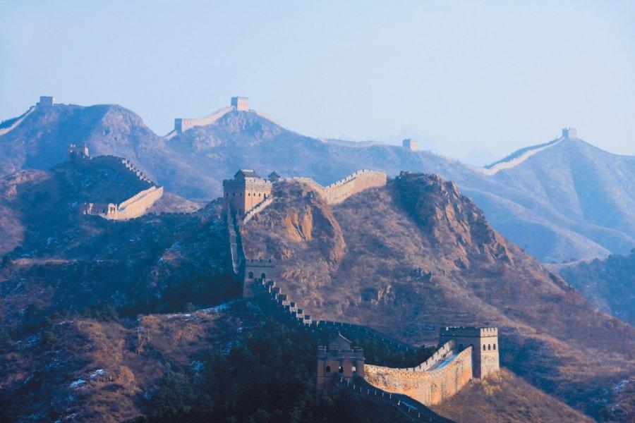 La Grande Muraille - Jingshanling. (© Author's Image))