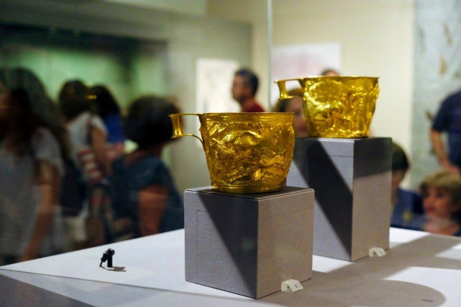 Le musée national archéologique. (© Alexandros Michailidis  - Shutterstock.com))