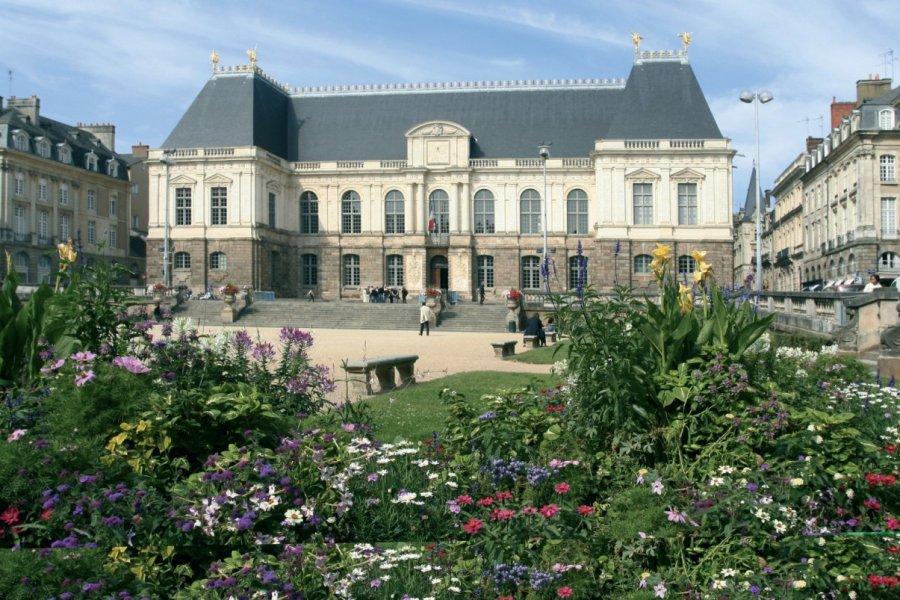 Le Parlement de Bretagne. (© ROLAND - FOTOLIA))