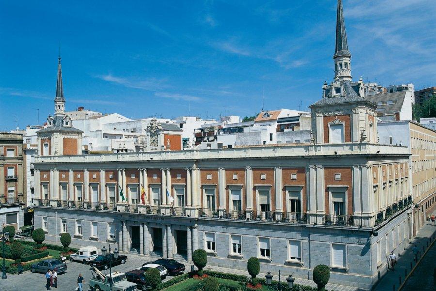Hôtel de ville de Huelva. (© Photo Tourisme Espagnol))