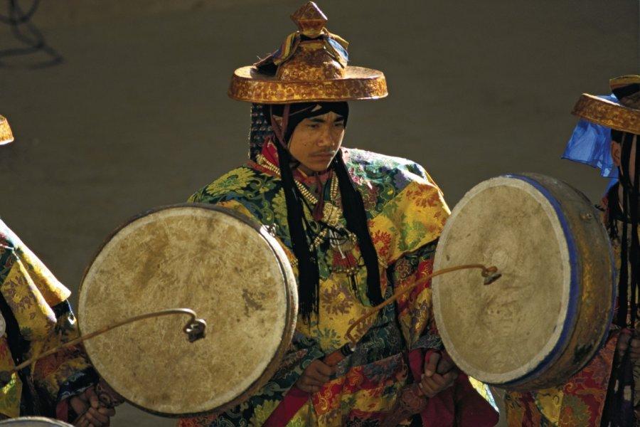 Festival de Phyang. (© Eric Martin - Iconotec))