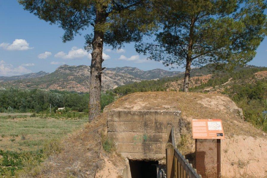 Le Bunker dels Reguers. (© Patronat Turisme Diputació Tarragona - Terres de l'Ebre))
