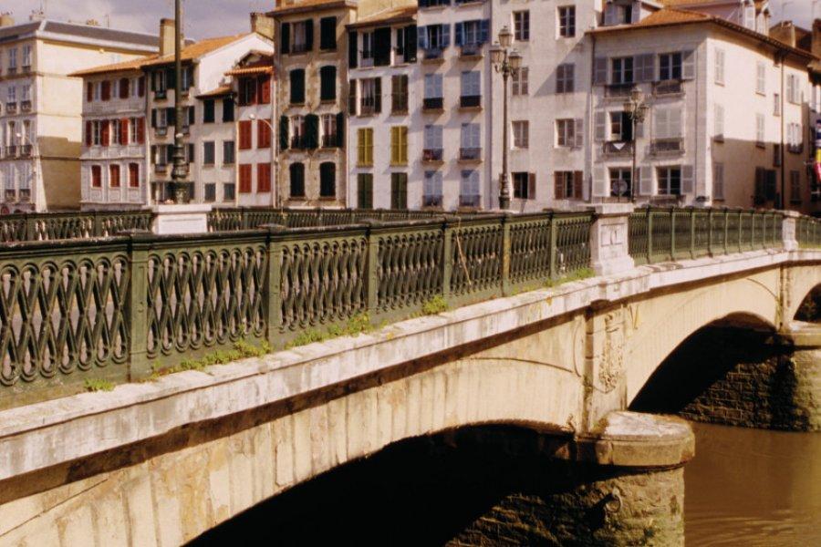 Quai de la Nive - Bayonne (© VINCENT FORMICA))
