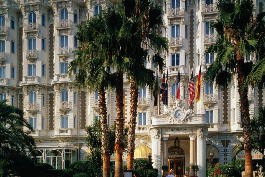 L'hôtel Carlton. (© Sime))