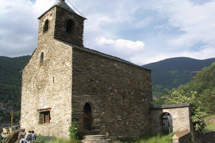 Église Sant Roma de les Bons (© Ministère du Tourisme du Gouvernement d'Andorre))