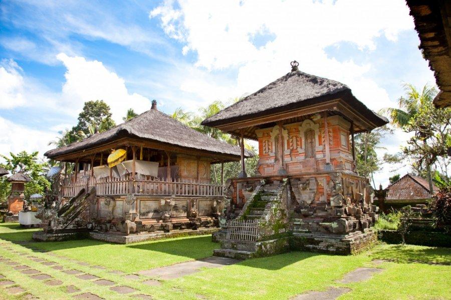 Temple Pura Kebo Edan. (© Aleksandar Todorovic / Shutterstock.com))