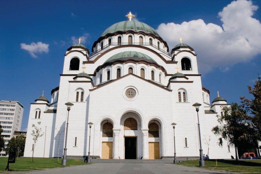 Cathédrale de Saint-Sava. (© metoni - iStockphoto.com))