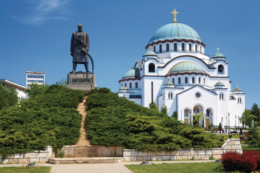 Monument de Karadjordje. (© Mikhail MARKOVSKIY - Fotolia))