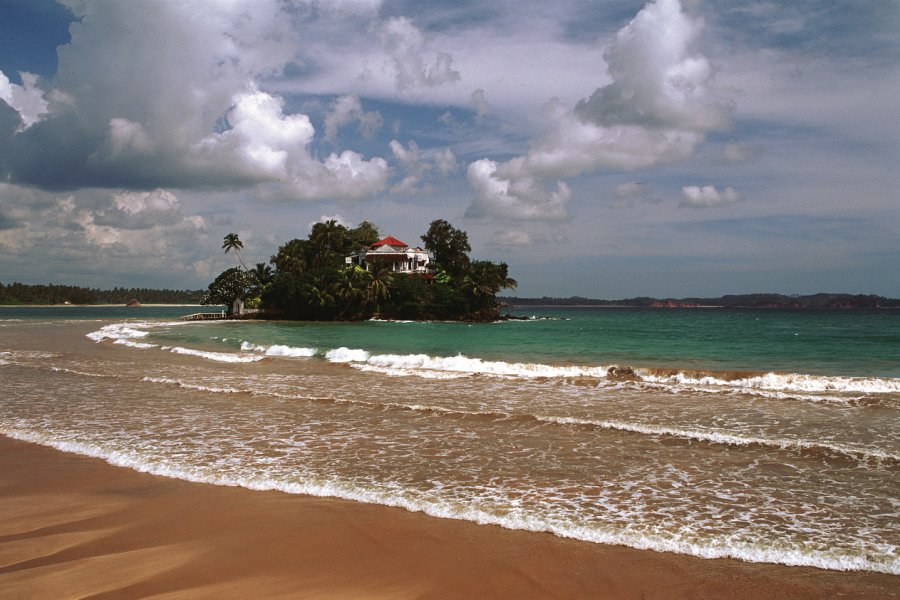 Taprobane Island (© Author's Image))
