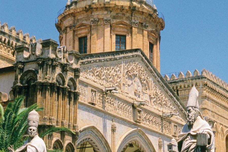 Cathédrale de Palerme. (© Author's Image))
