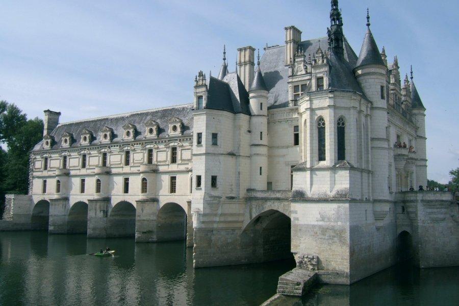 Château de Chenonceau (© Stéphan SZEREMETA))