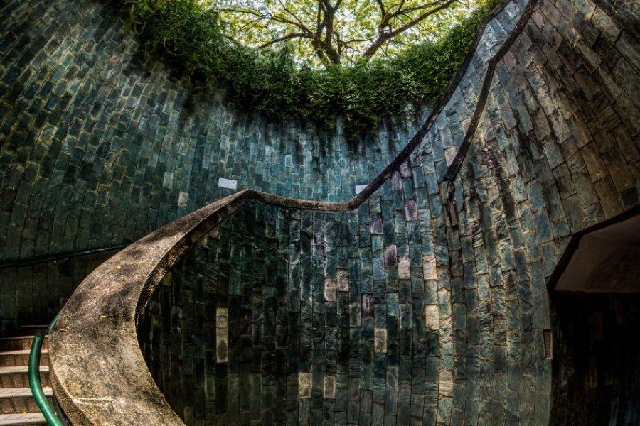 Tunnel de Fort Canning Park. (© Amith Nag - Shutterstock.com))