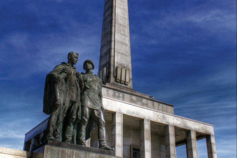 Mémorial Slavín. (© Svjatogor - Fotolia))