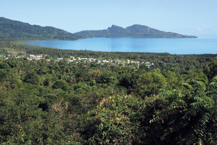 Vue de Mayotte (© Stéphan SZEREMETA))