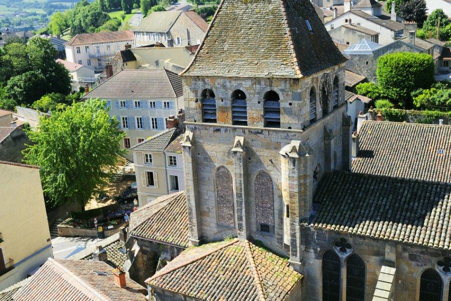 Abbaye de Cluny. (© Ventdusud / Shutterstock.com))