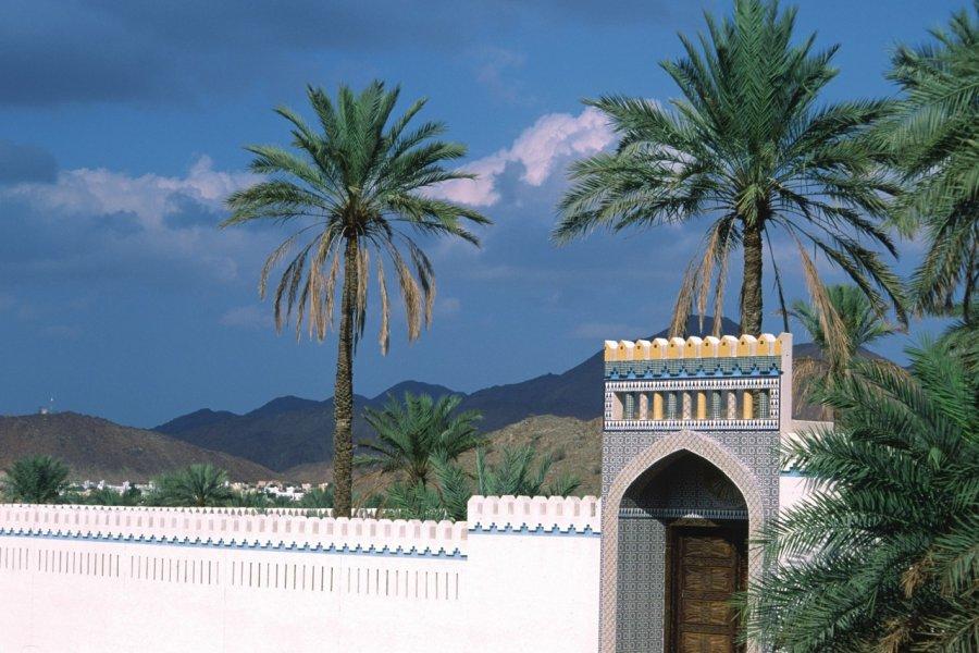 Porte d'une propriété à Fanja. (© Sylvie LIGON))