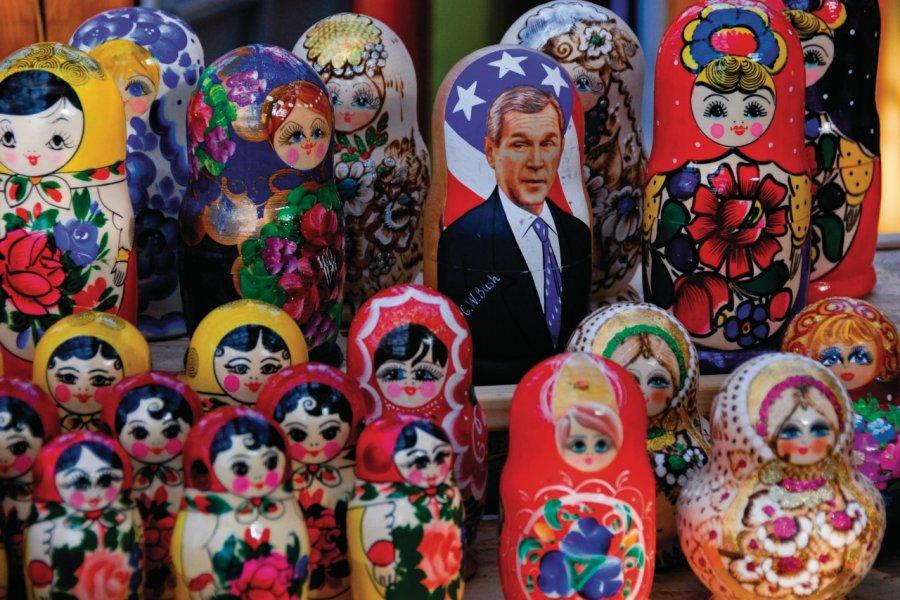 Poupées russes. (© Serge OLIVIER - Author's Image))