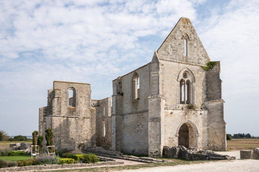 L'abbaye des Chateliers. (© HUANG Zheng / Shutterstock.com))