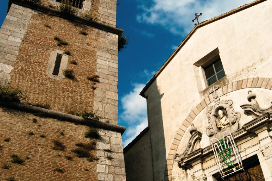 Duomo de Picerno. (© Vitofoto74 - Fotolia))