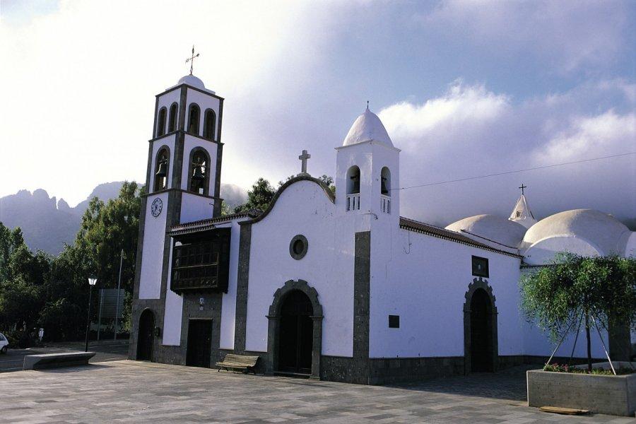 Église de Santiago del Teide. (© S.Nicolas - Iconotec))