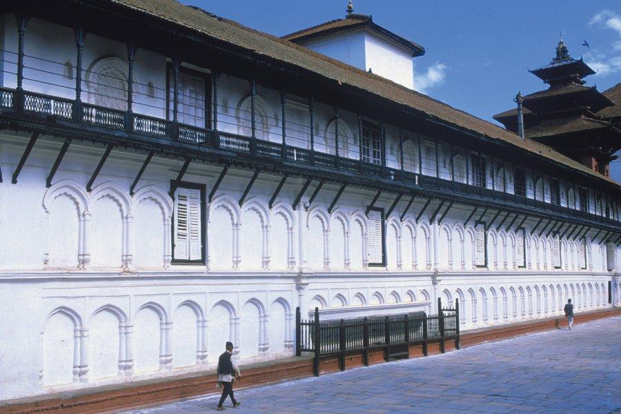 Palais d'Hanuman Dhoka dans la capitale. (© Thierry Lauzun - Iconotec))
