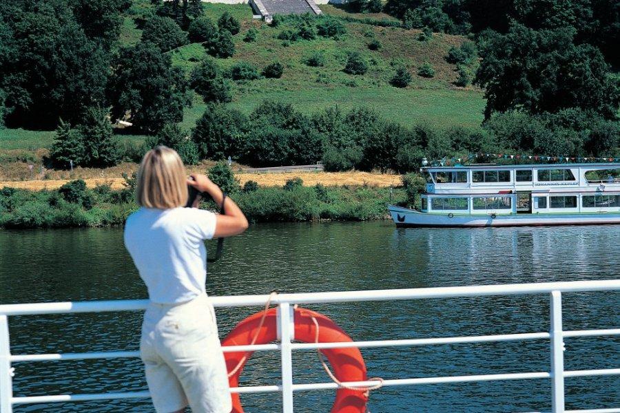 Le Walhalla, sur le Danube (© Siegfried Stoltzfuss - Iconotec))