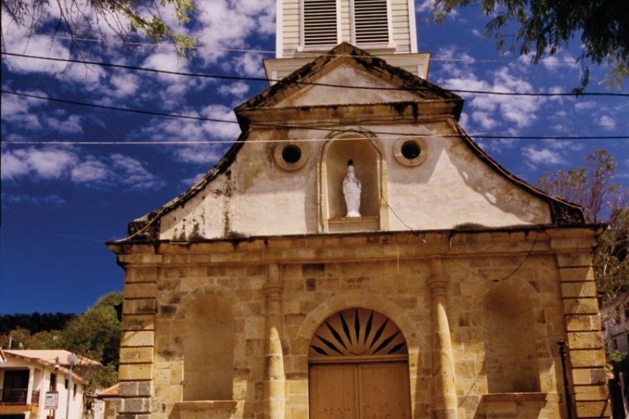 Église de Sainte-Anne. (© Vincent FORMICA))