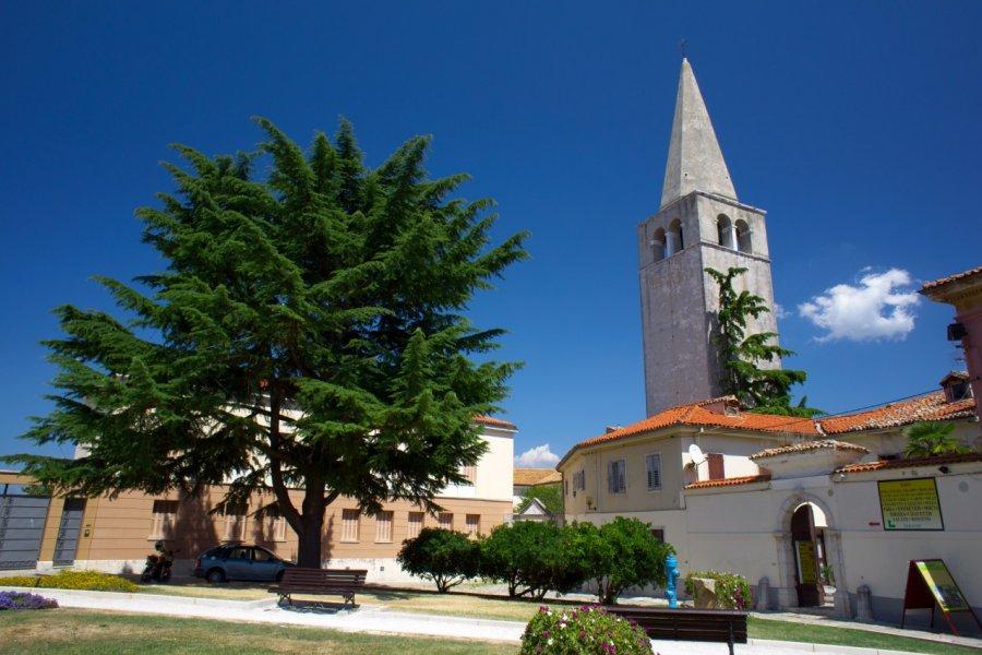 Basilique euphrasienne de Poreč. (© Alex Ivanov - Shutterstock.com))