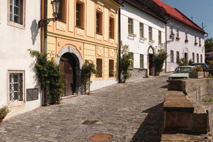 Banská Štiavnica. (© Levicky - Fotolia))