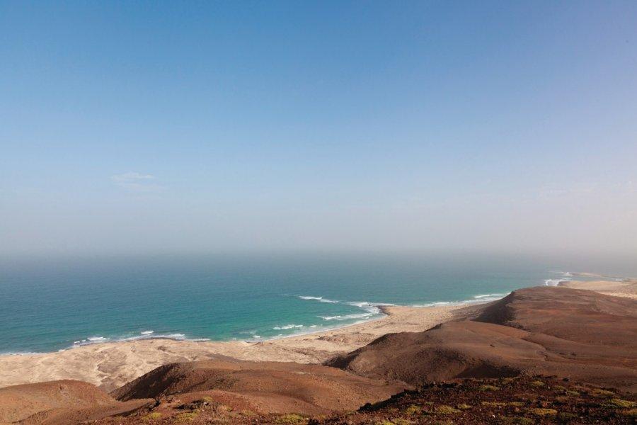 Vue sur la côte depuis le phare de Morro Negro. (© Julien HARDY - Author's Image))