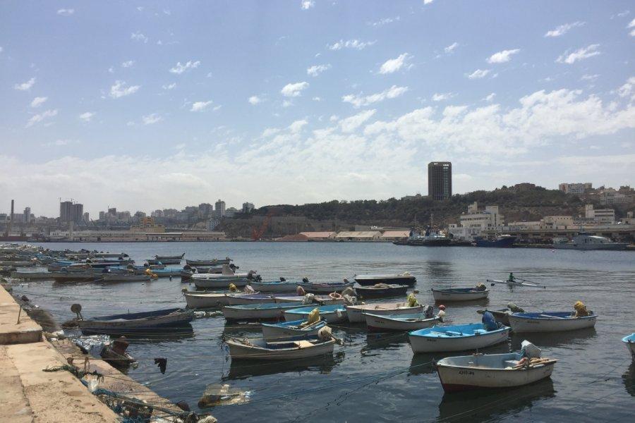 Pêcherie d'Oran. (© Saliha Hadj-Djilani))