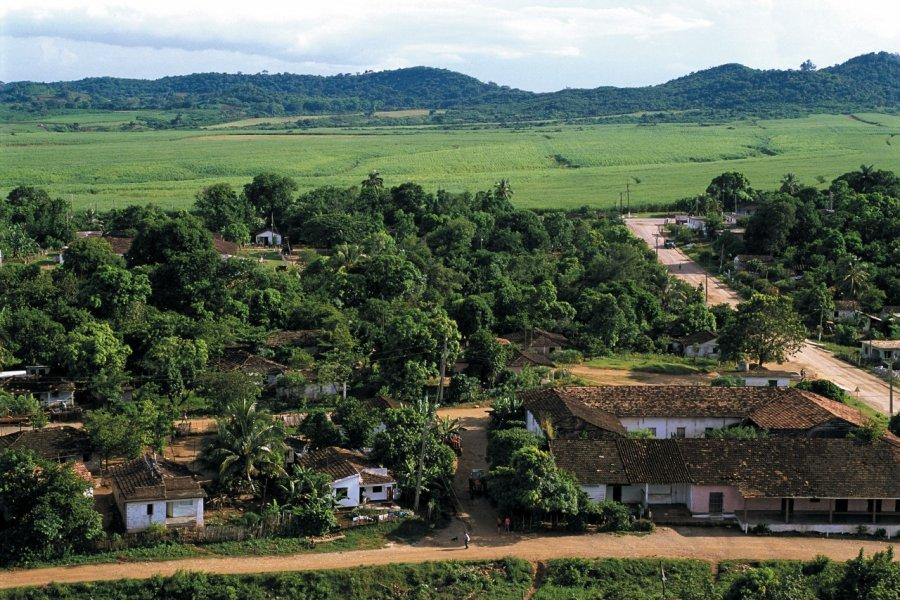 Panorama de la région de Trinidad. (© Author's Image))