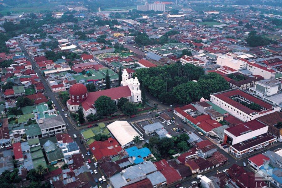 Vue d'ensemble de San José (© ICT (Institut Costaricien de Tourisme)))