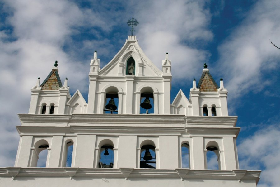 Le patrimoine religieux est l'une des plus merveilleuses richesses de Cuenca. (© Stéphan SZEREMETA))