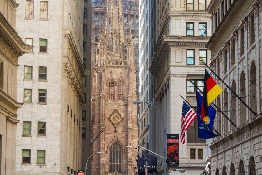 Trinity Church. (© Kamira - Shutterstock.com))