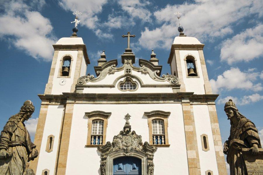 Basilique Bom Jesus de Matosinhos. (© Rodrigo Lira - Fotolia))