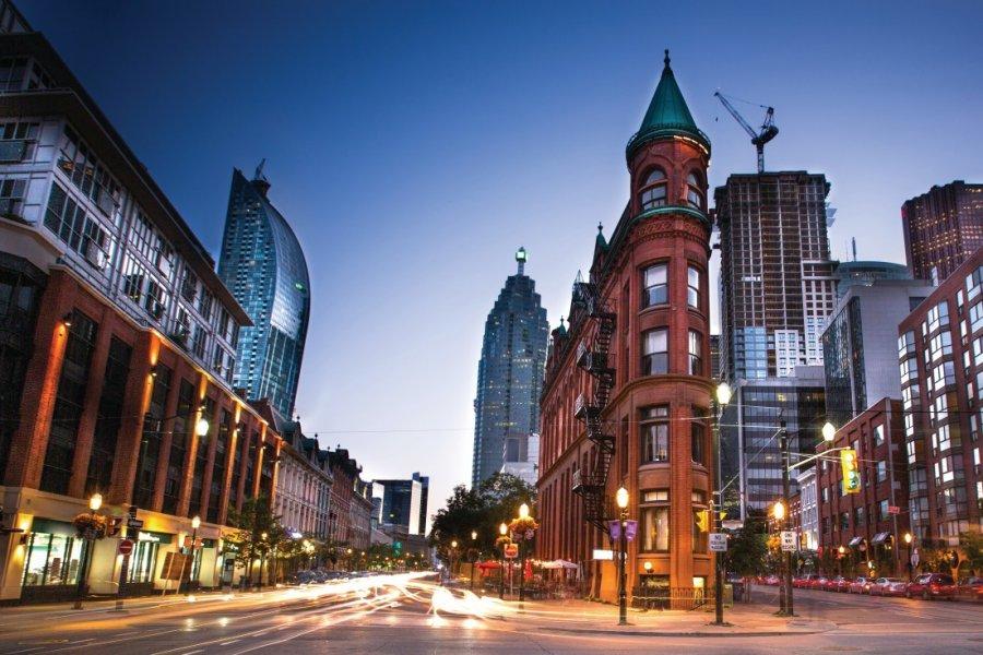 Le centre-ville de Toronto. (© Steven_Kriemadis))