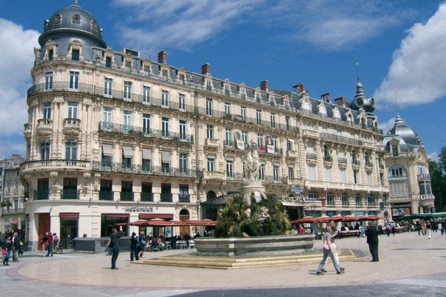 Place de la Comédie (© Stéphan SZEREMETA))
