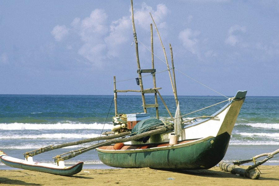 Bateau de pêche (© Eric Martin - Iconotec))