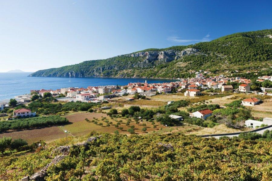 Komiža sur l'île de Vis. (© traveler1116))
